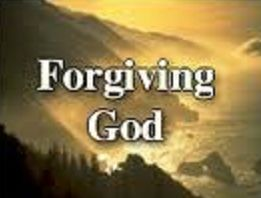 Forgiving God Large