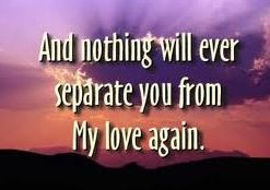 Who can separate
