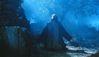 Garden jesus
