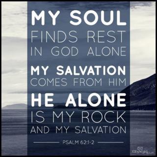 Psalm 62 A