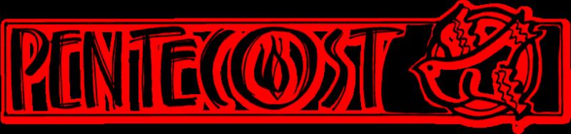 Pentecost sunday label