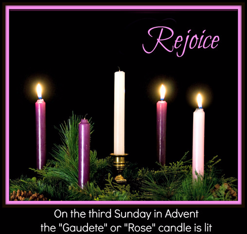 gaudete sunday 3rd sunday of advent cycle a ordinary time cycle c