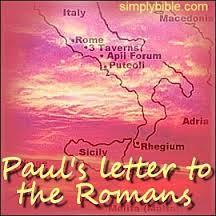Pauls letter Romans