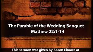 Wedding matthew 22