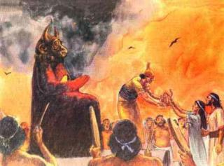 Pagan idols