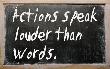 Actions-speak-louder-than-words