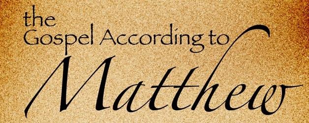 Matthewgospel