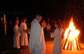 Easter Vigil Light