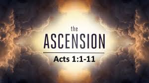 Acts 1 1-11