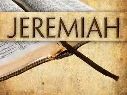 Jeremiah prophet