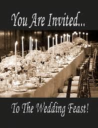 Feast invited matthew