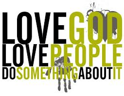 Love god others