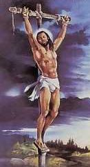 Crucified j