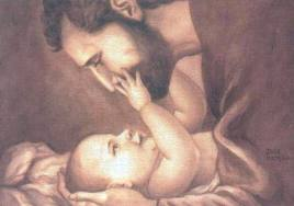 St-joseph-and-baby-jesus