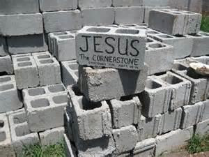 Christ cornerstone