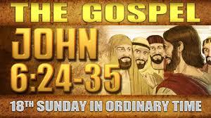 18th sunday gospel