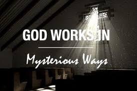 God works