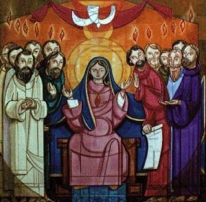 Mary Pentecost