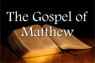 Matthew Gospel