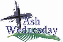 Ash wed sign